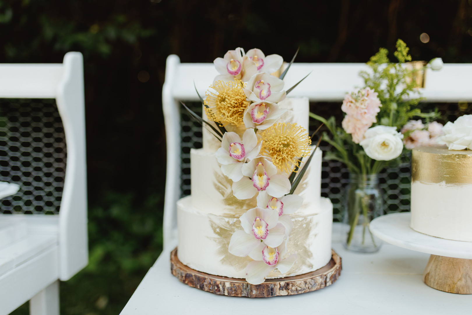 hansbakes - 2019 bridal faire - by Brad