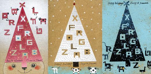 ZLAB ft. XFROG Postcard Series