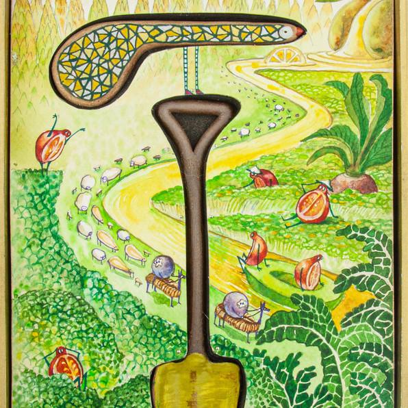 Saladise Fairy Spoon
