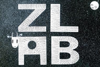 ZLAB OX Year Postcard Series