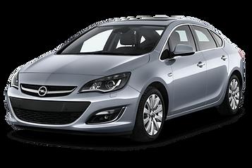 Opel Astra original seat covers