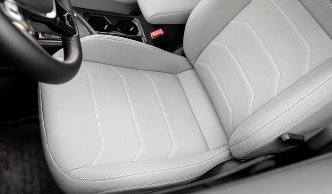 Volkswagen Tiguan original seat covers