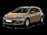 Opel astra j original seat covers