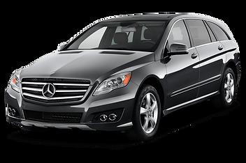 Mercedes-benz R-class original seat cove