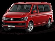 Volkswagen Multivan original seat covers