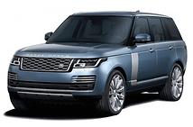 Land Rover Range Rover original seat covers