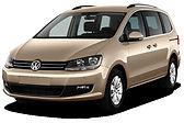Volkswagen Sharan original seat covers