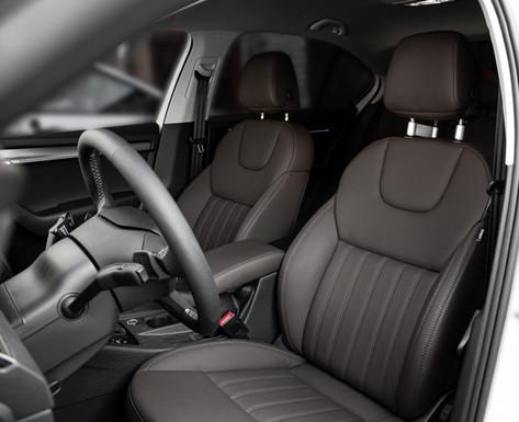 Skoda Octavia A7 original seat covers