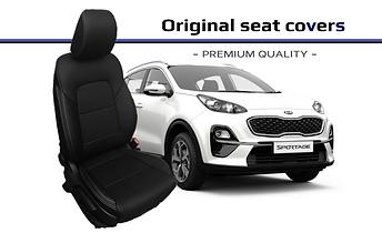 Kia Sportge original seat covers