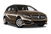 Mercedes-Benz A-class original seat cove