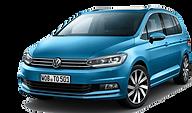 Volkswagen Touran original seat covers