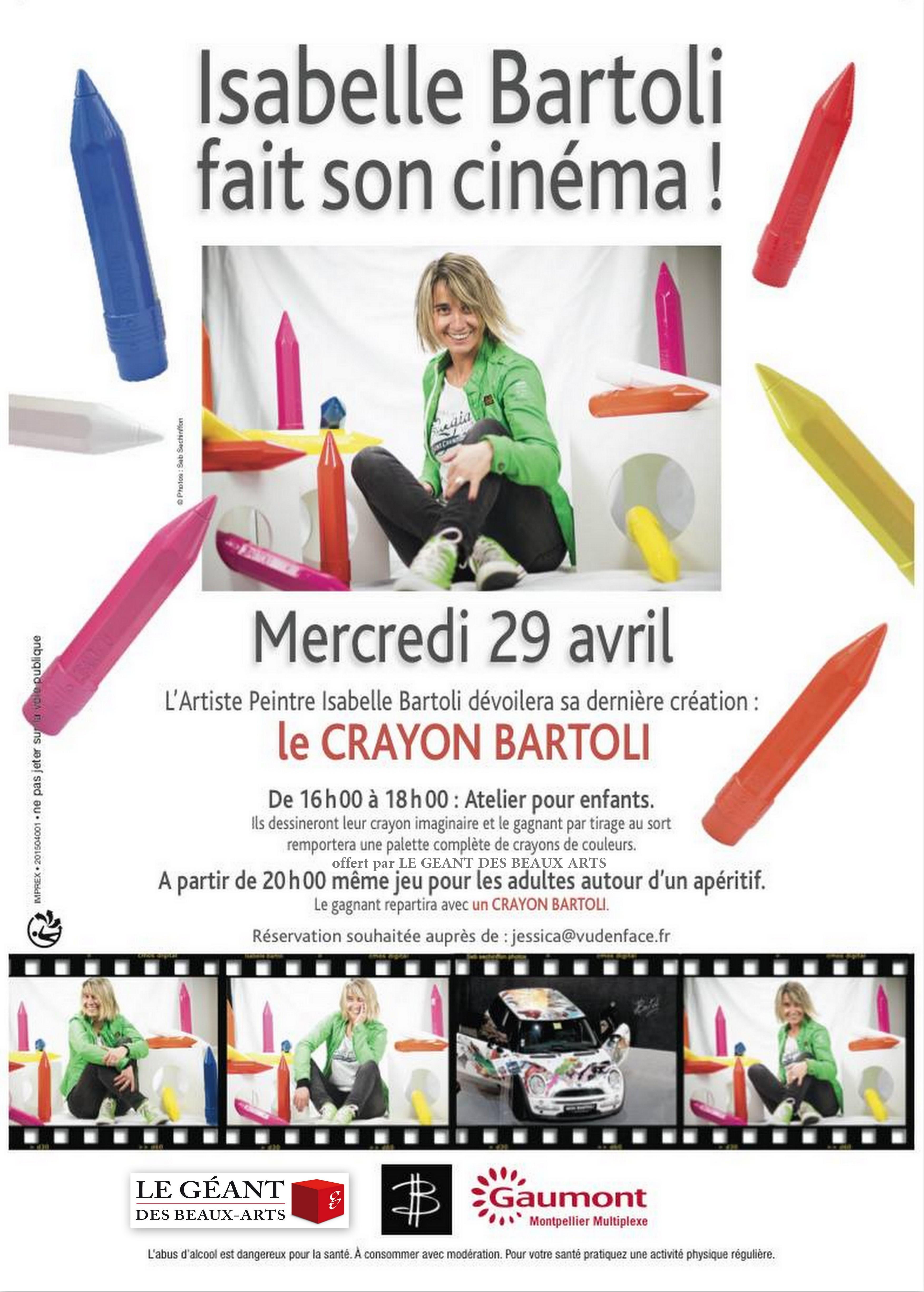 CRAYON BARTOLI