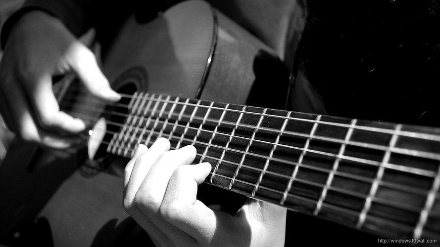 Обучение игре на классической гитаре в Тюмени