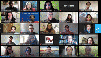 EMA's General Assembly 2020 gathered members from all over the world in a large video conference