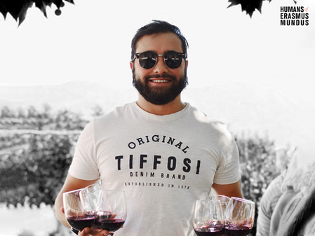Nuno R Silva, Portugal: Master on Wine Tourism Innovation (WINTOUR)