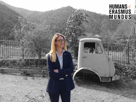 Klaudja Koci, Albania: Transcultural European Outdoor Studies (TEOS)