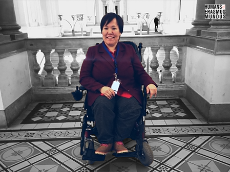 Madina Karsakpayeva, Kazakhstan: MA in Special and Inclusive Education (EMSIE)