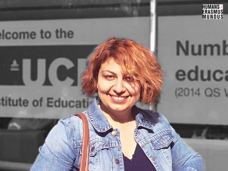 Anna Gevorgyan, Armenia: European Master in Lifelong Learning: Policy and Management (MA LLL)