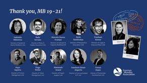 EMA's 2019-2021 MB reflections