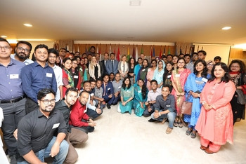 Erasmus+ Pre-Departure Event - 2019 for newly selected students in Bangladesh