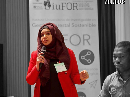 Amna Aman, Pakistan: Mediterranean Forestry and Natural Resource Management (MedFor)