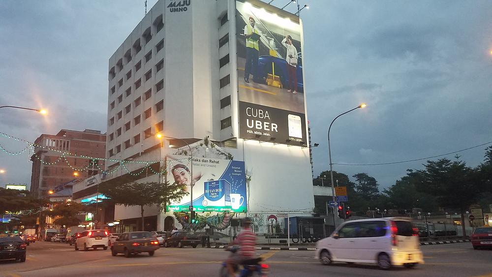 Cuba Uber in Malaysia?