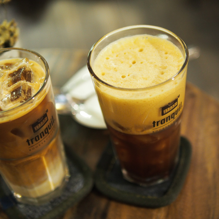 Grabbing coffee in Hanoi is a must! It is affordable and the quality is great.