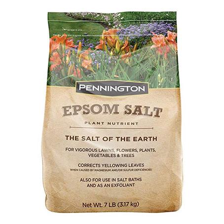Epsom Salt, Garden Level Up!