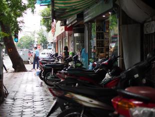 Traveling Vietnam, starting in Hanoi.