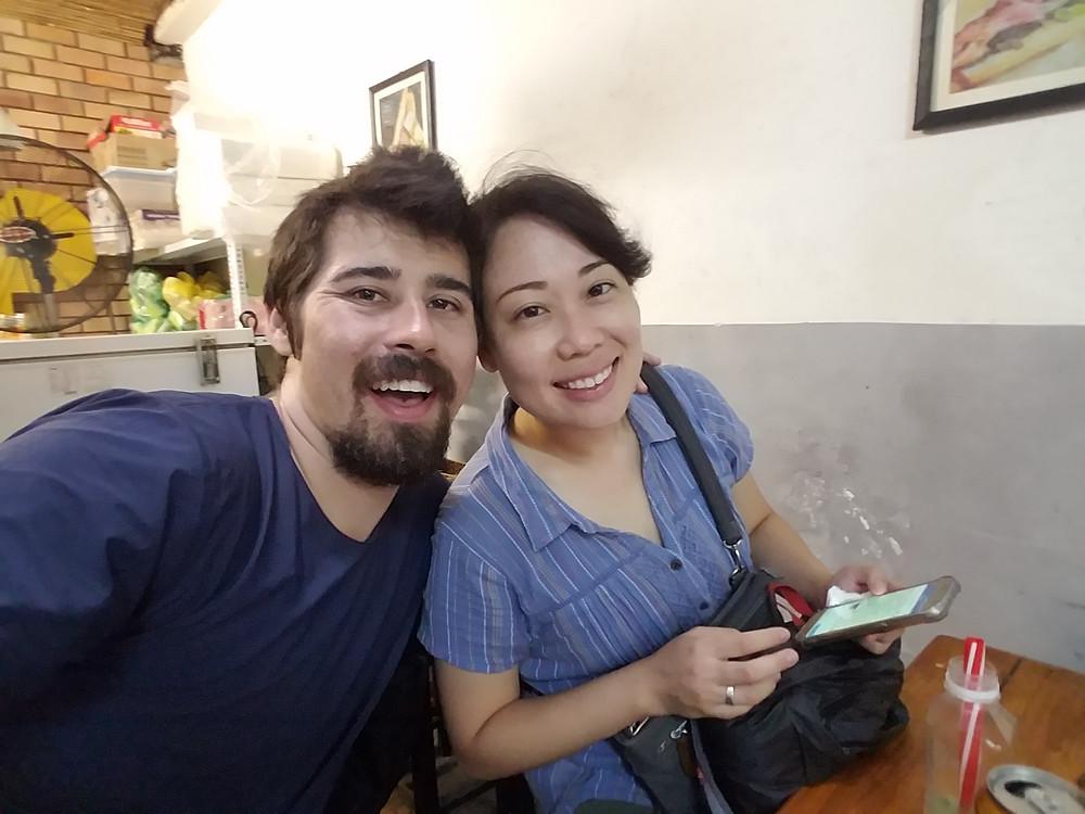 Aloha from Hanoi!