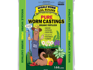 Worm Castings, the plant superfood