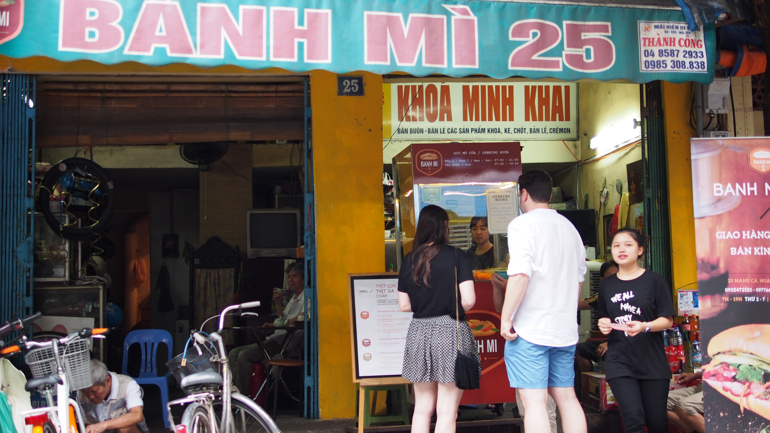 The next banh mi place