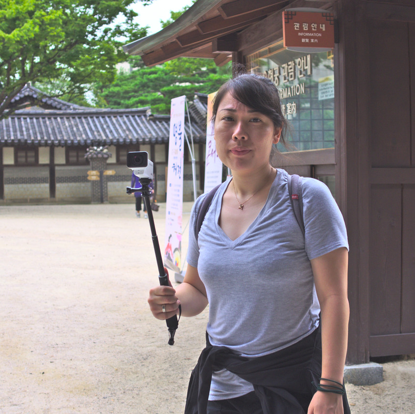 The talented videographer on her quest to record culture.