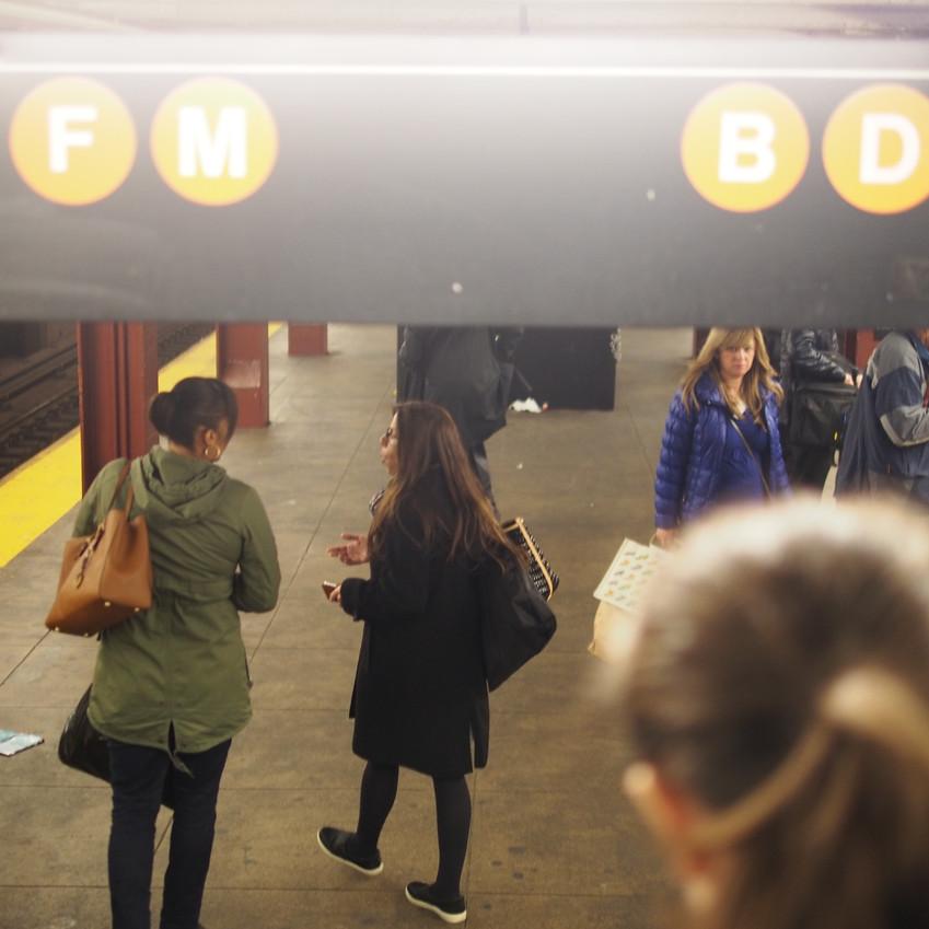 Subway time