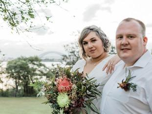 Rebecca + Gareth