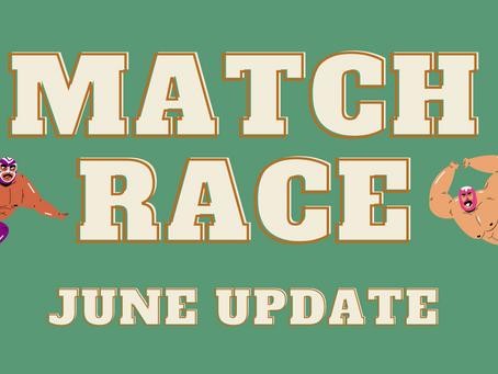 Neitzey v Edwards 2021 Match Race - June Update