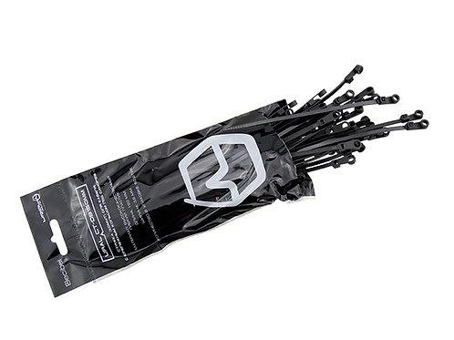 Cтяжка (хомут) для кабеля с крепежным кольцом под саморез URAL (Урал) CT-DB150mm