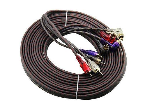Профессиональный межблочный кабель 4RCA — 4RCA URAL (Урал) 4RCA-BV5M
