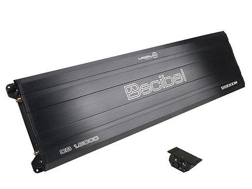 1-канальный усилитель (сабвуферный моноблок) URAL (Урал) DB 1.6000