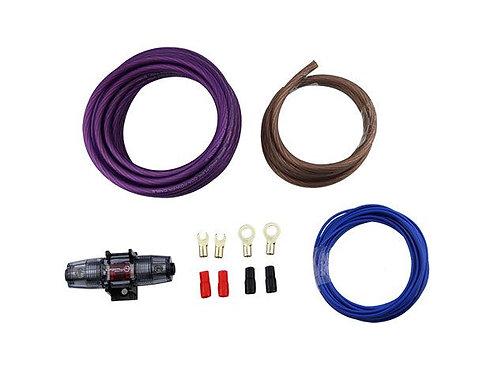 Профессиональный комплект кабелей URAL (Урал) 8Ga-BV Light KIT