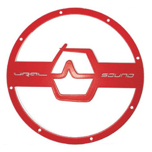 Фирменная защитная сетка (гриль) URAL (Урал) AG-DB20 RED