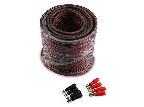 Профессиональный акустический кабель URAL (Урал) SC-BV14GA 10 м (сечение 2х2,08