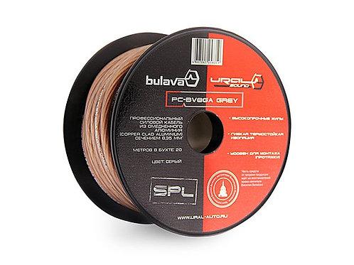 Профессиональный силовой кабель URAL (Урал) PC-BV8GA GREY (сечение 8,35мм2)