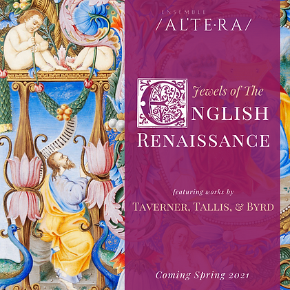 Altera - Jewels of the English Renaissan