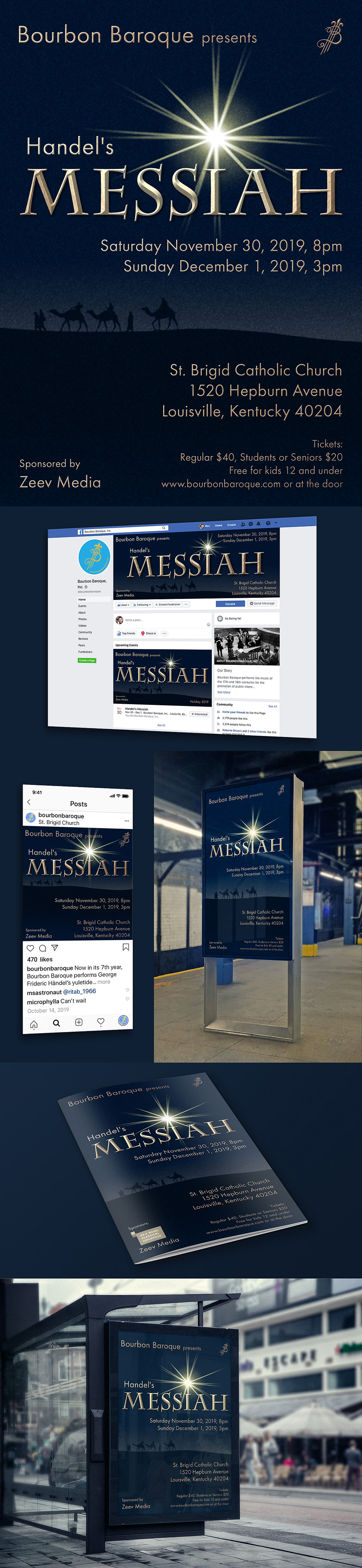 Messiah 2019
