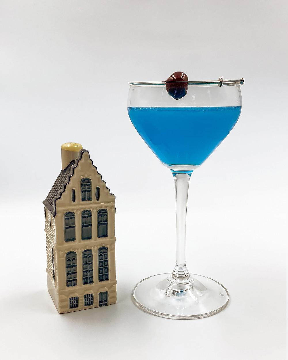 Gin Professors The Blue Devil