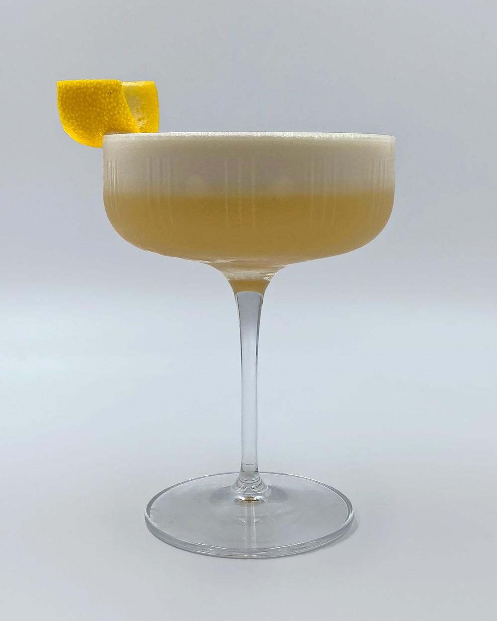 Gin Professors Earl Grey Martini