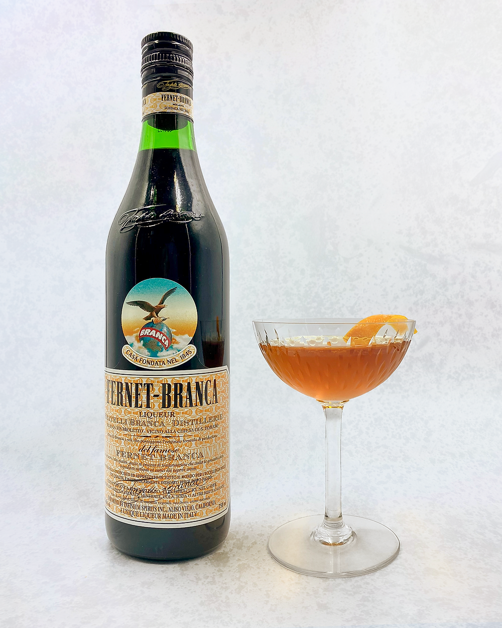 The Gin Professors Hanky Panky
