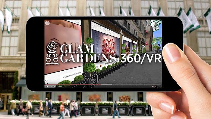 glam gardens social/vr