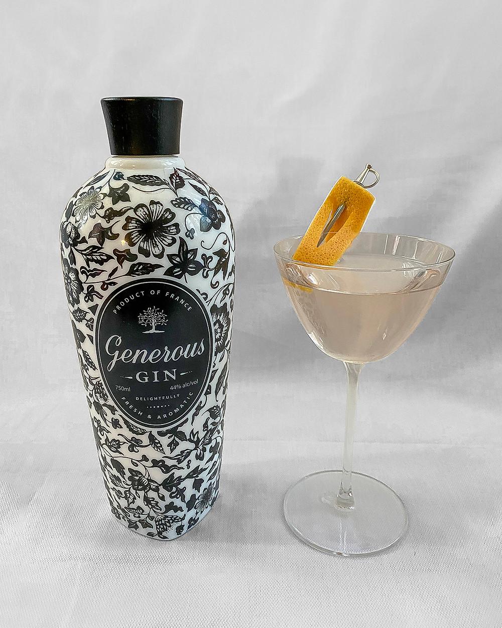 Gin Professors Generous Gin